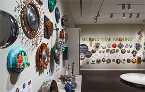 Discover Winchester: Hubcaps as Art at The MSV