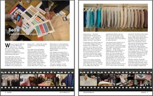 Bell's Featured in Valley Homes & Style Cover Story